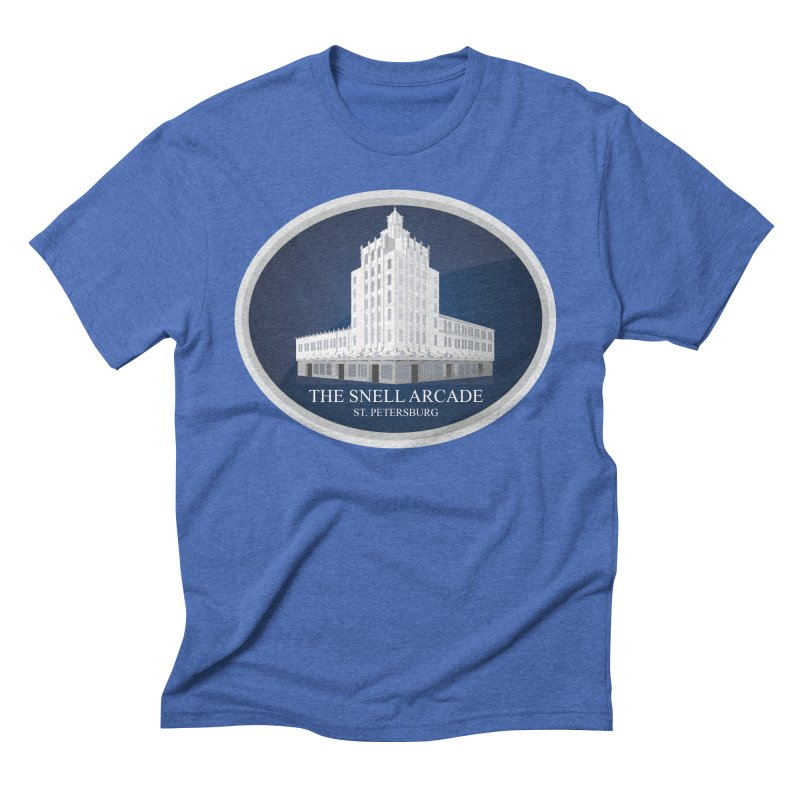 The Snell Arcade - St. Petersburg, FL Men's T-Shirt by Virtue - There's more to it