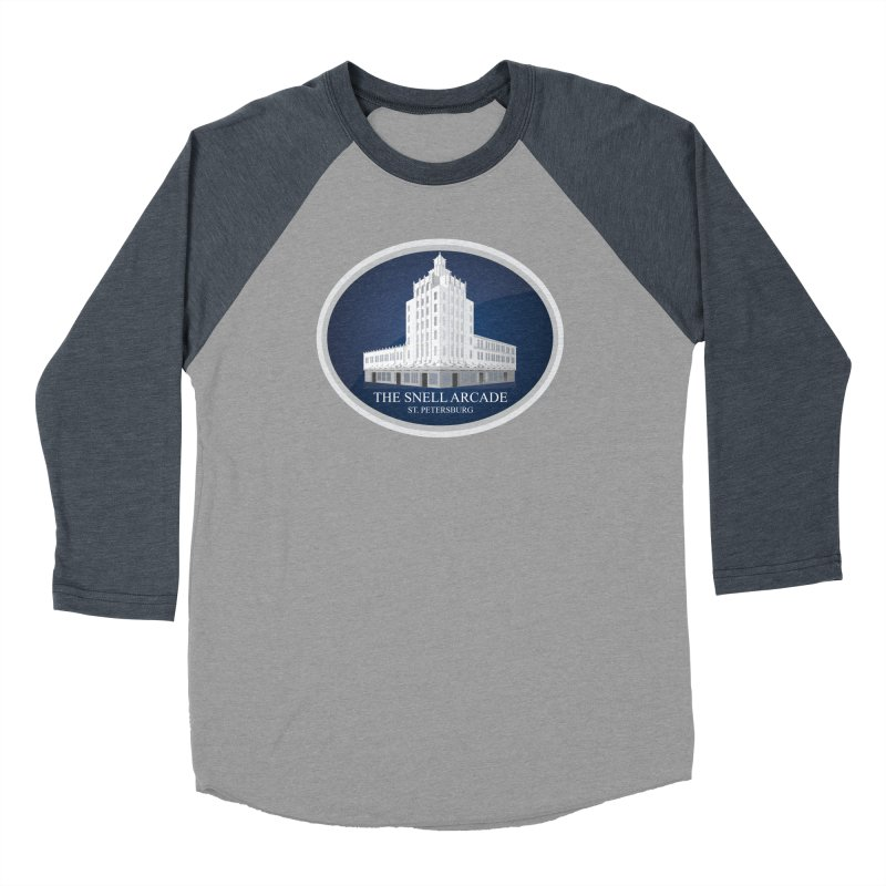 The Snell Arcade - St. Petersburg, FL Men's Longsleeve T-Shirt by Virtue - There's more to it