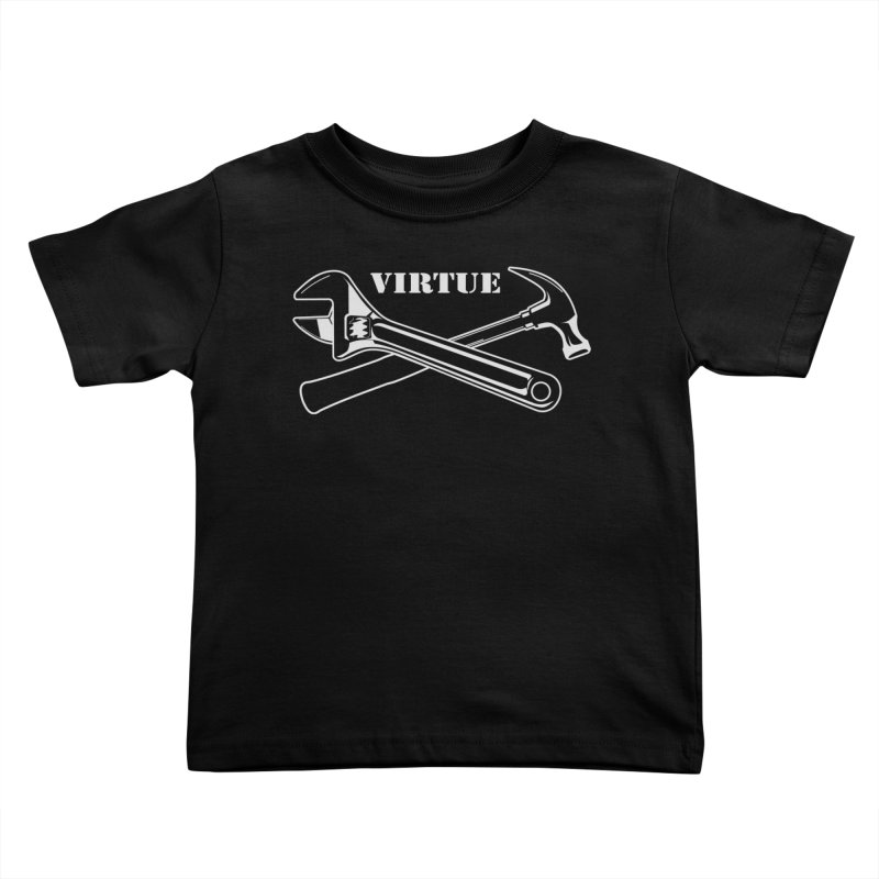 Construct - I Am Series Kids Toddler T-Shirt by Virtue - There's more to it