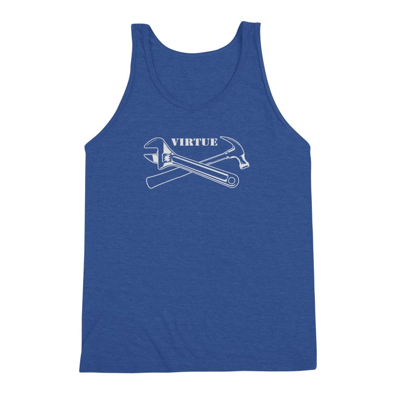 Construct - I Am Series Men's Tank by Virtue - There's more to it