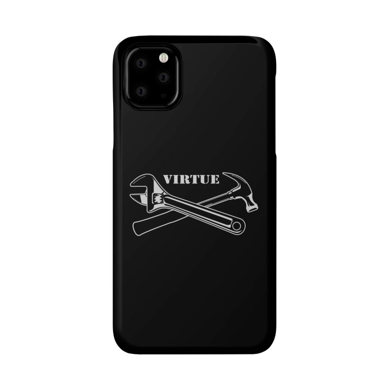 Construct - I Am Series Accessories Phone Case by Virtue - There's more to it