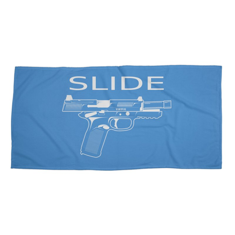 Slide Accessories Beach Towel by Virtue - There's more to it