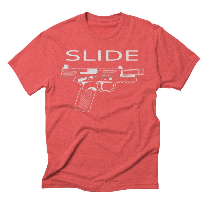 Slide Men's Triblend T-Shirt by Virtue - There's more to it