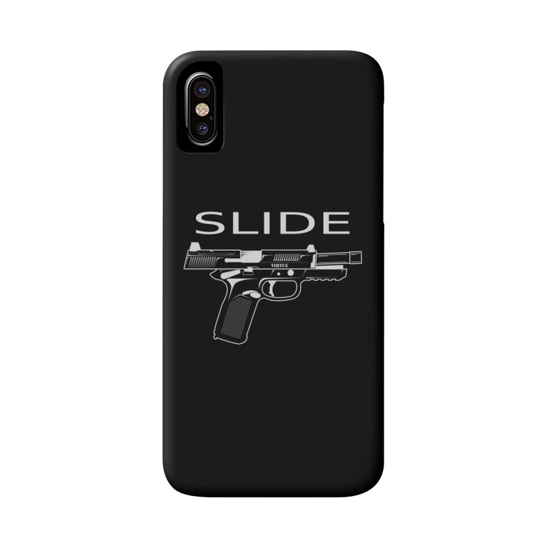 Slide Accessories Phone Case by Virtue - There's more to it