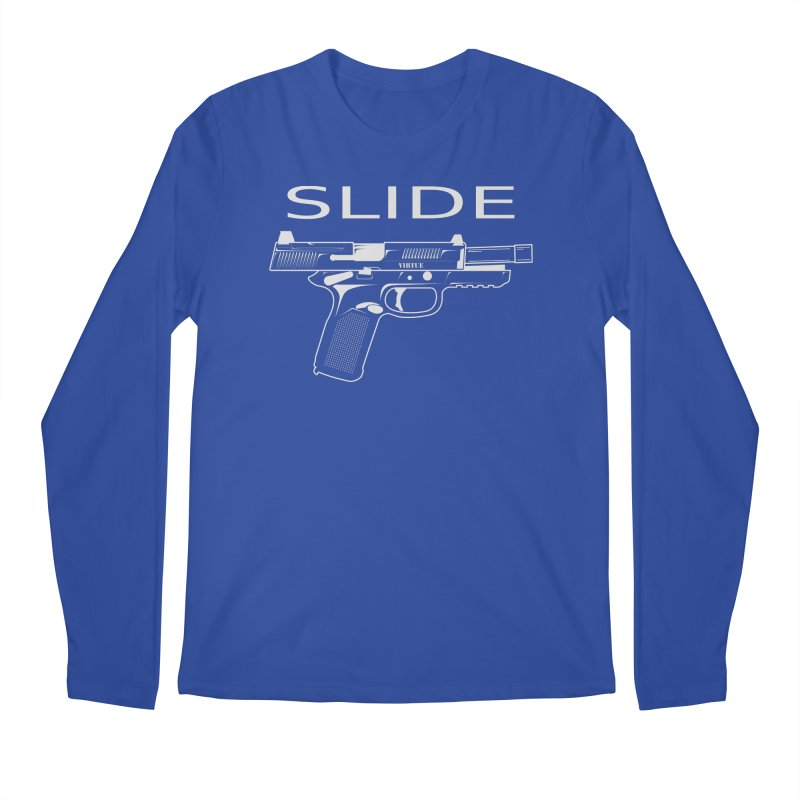 Slide Men's Regular Longsleeve T-Shirt by Virtue - There's more to it
