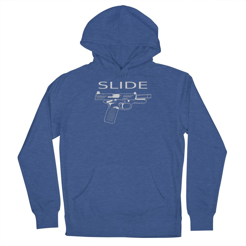 Slide Women's Pullover Hoody by Virtue - There's more to it