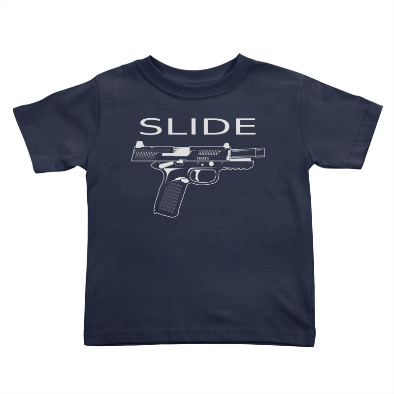 Slide Kids Toddler T-Shirt by Virtue - There's more to it