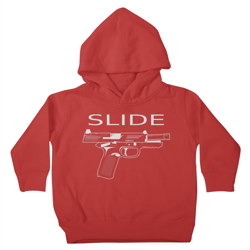 Slide Kids Toddler Pullover Hoody by Virtue - There's more to it