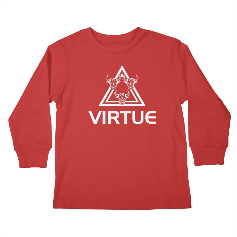 Virute Kids Longsleeve T-Shirt by Virtue - There's more to it