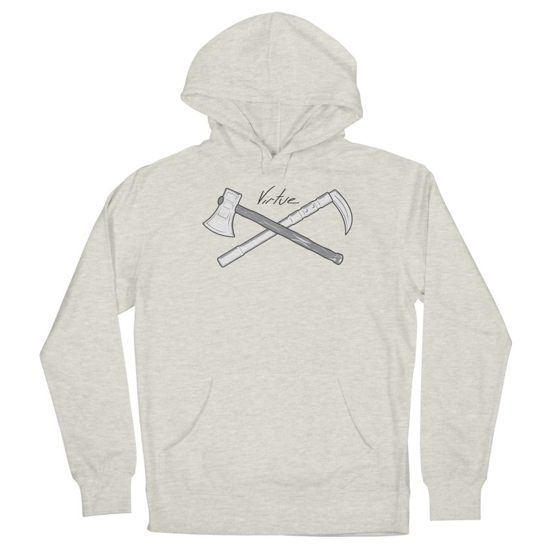Warrior - I Am Series Men's Pullover Hoody by Virtue - There's more to it