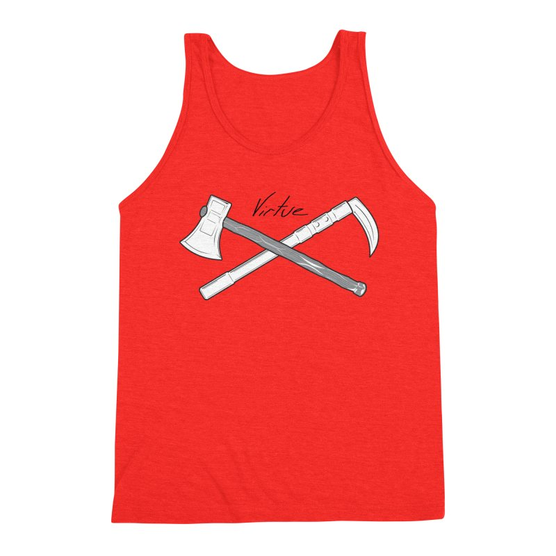 Warrior - I Am Series Men's Tank by Virtue - There's more to it
