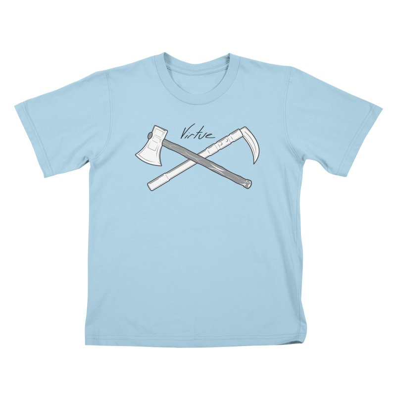 Warrior - I Am Series Kids T-Shirt by Virtue - There's more to it