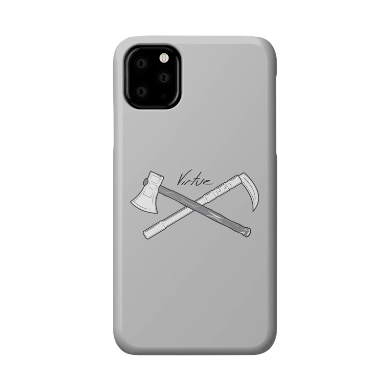 Warrior - I Am Series Accessories Phone Case by Virtue - There's more to it