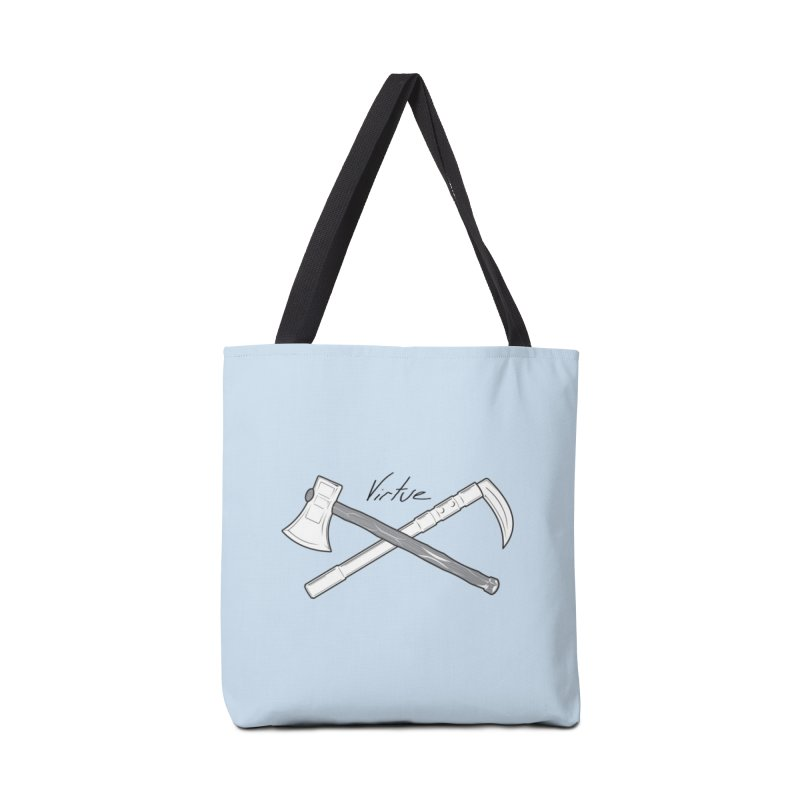 Warrior - I Am Series Accessories Tote Bag Bag by Virtue - There's more to it