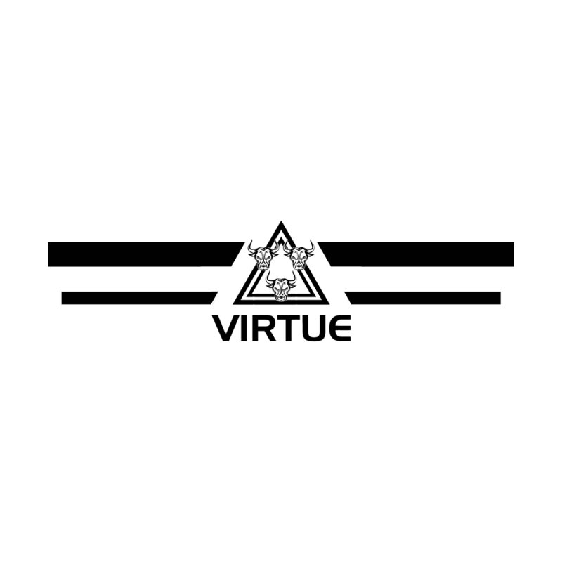Triangles and Stripes Men's Longsleeve T-Shirt by Virtue - There's more to it