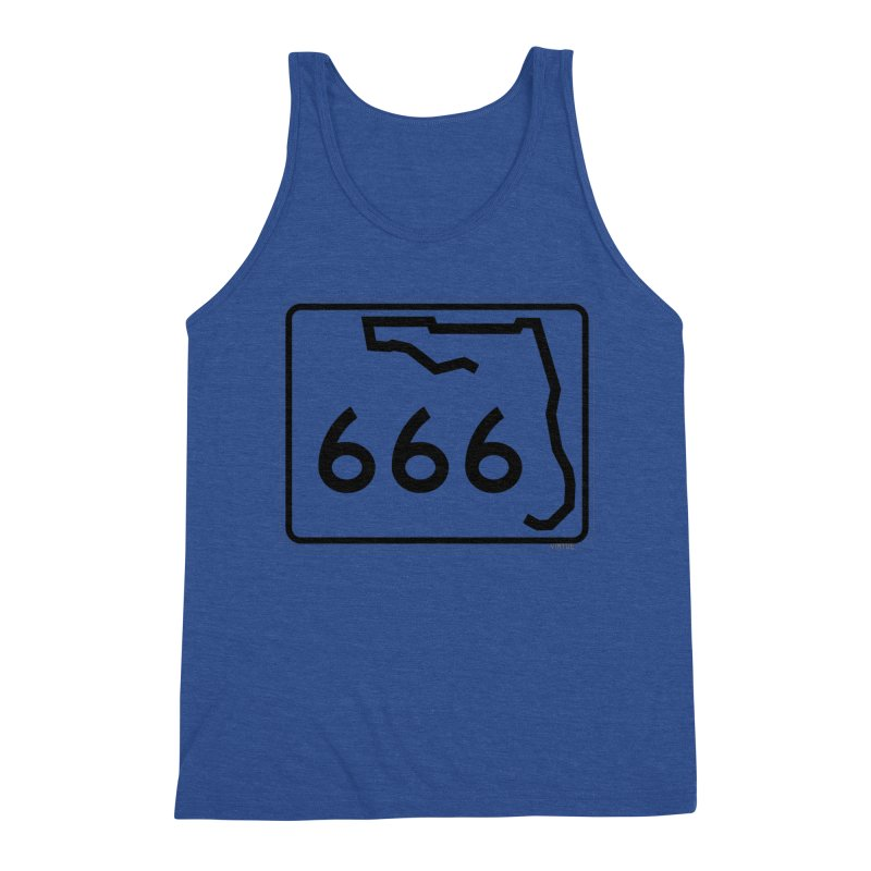 FL Highway 666 Men's Tank by Virtue - There's more to it