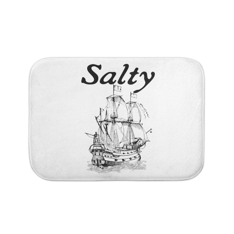 Salty Home Bath Mat by Virtue - There's more to it