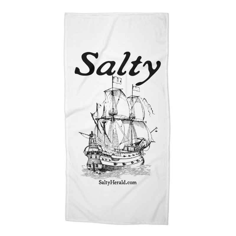 Salty Accessories Beach Towel by Virtue - There's more to it