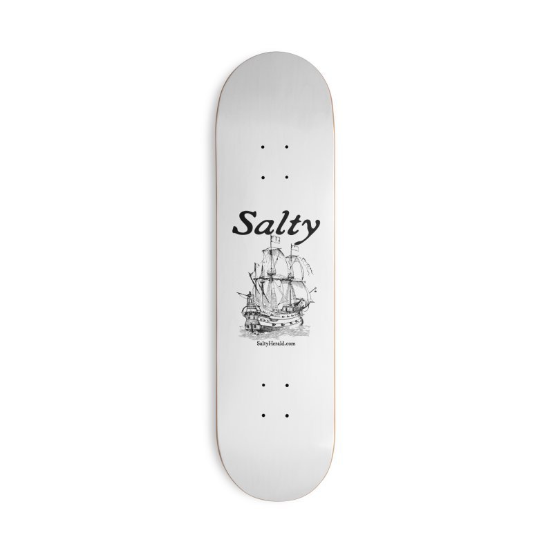 Salty Accessories Skateboard by Virtue - There's more to it