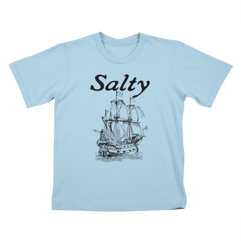 Salty Kids T-Shirt by Virtue - There's more to it