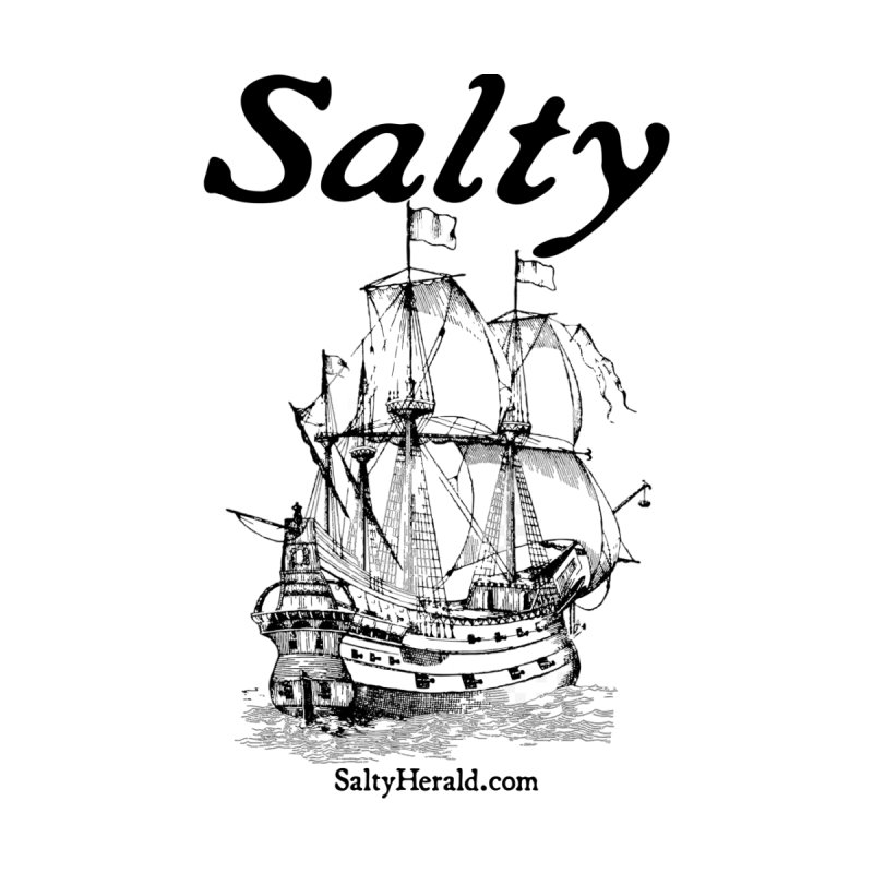 Salty Men's T-Shirt by Virtue - There's more to it