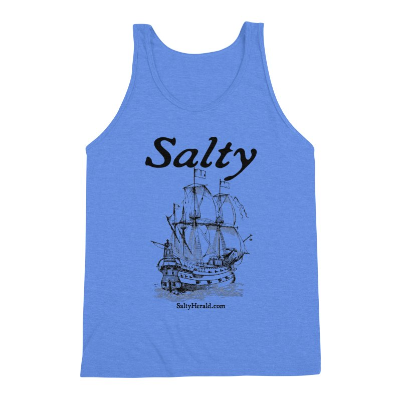 Salty Men's Tank by Virtue - There's more to it