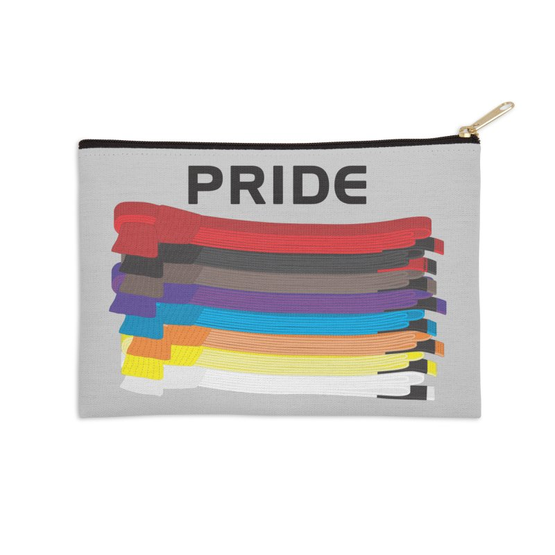 Pride and Honor Accessories Zip Pouch by Virtue - There's more to it