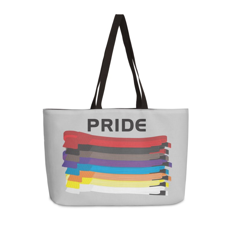 Pride and Honor Accessories Weekender Bag Bag by Virtue - There's more to it