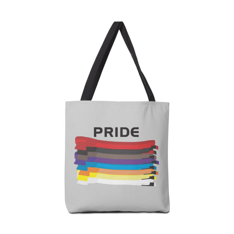 Pride and Honor Accessories Tote Bag Bag by Virtue - There's more to it