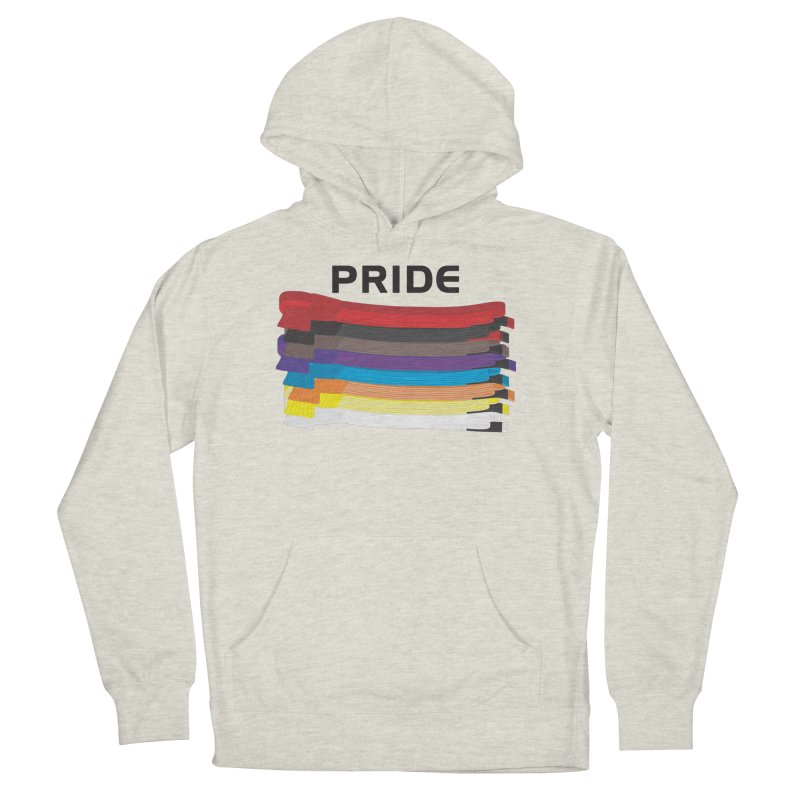 Pride and Honor Women's French Terry Pullover Hoody by Virtue - There's more to it