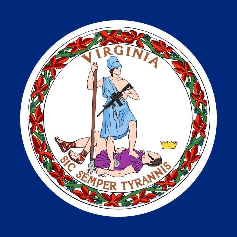 Virginia 2A Men's T-Shirt by VirtusArt