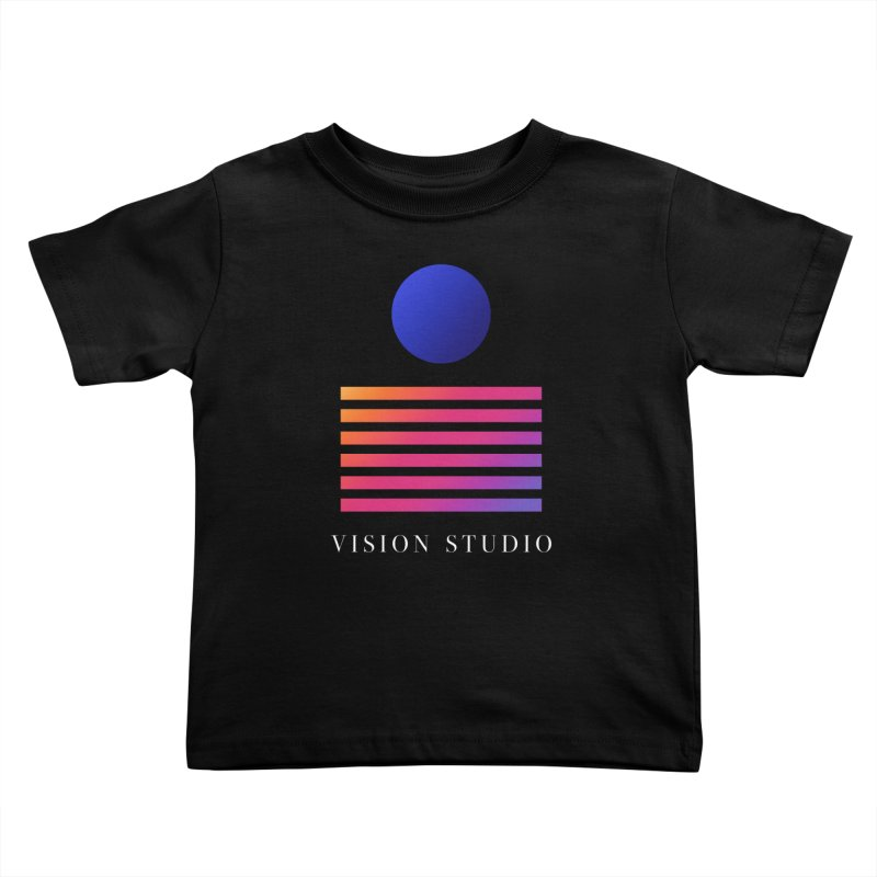 VHS VISION Kids Toddler T-Shirt by Vision Studio