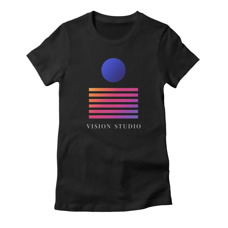 VHS VISION Women's T-Shirt by Vision Studio