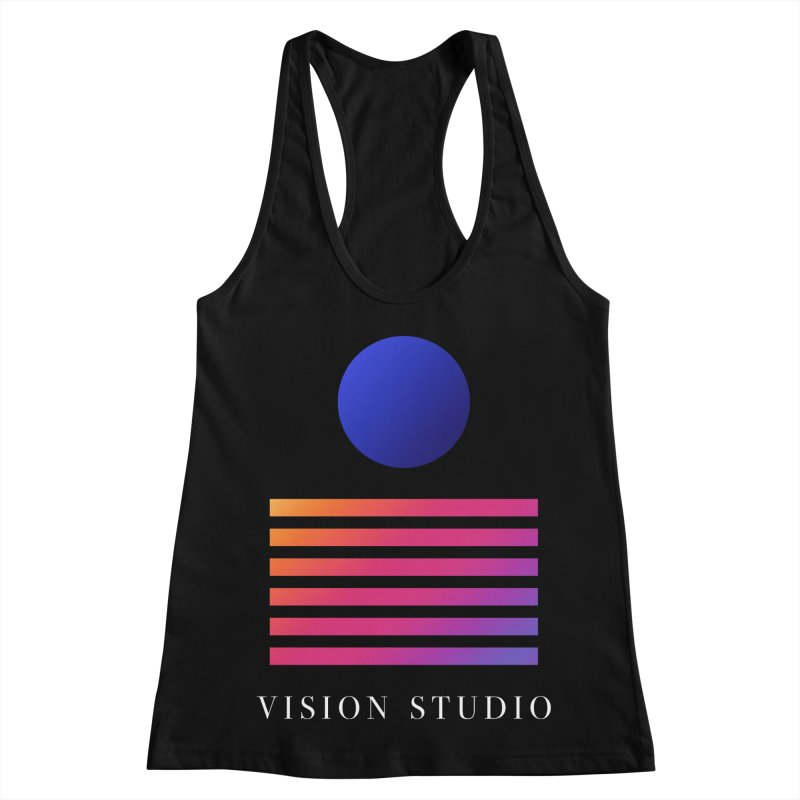 VHS VISION Women's Tank by Vision Studio