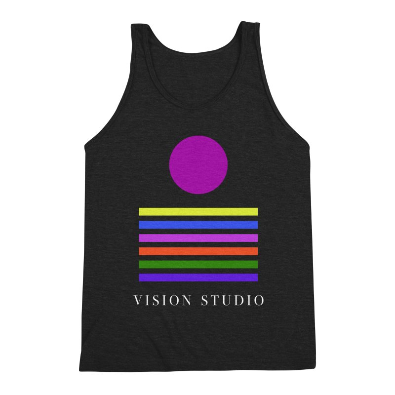 Nations United Men's Tank by Vision Studio