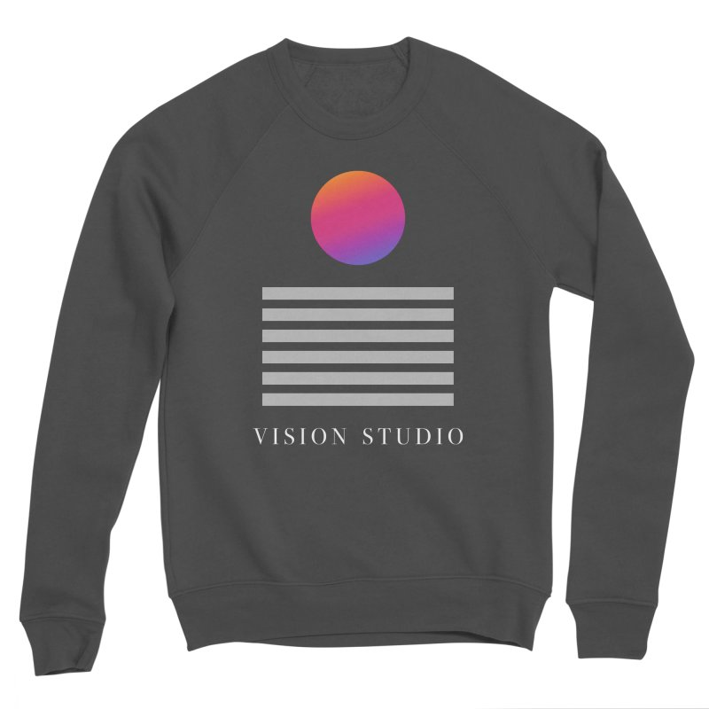 VHS DREAMS Women's Sponge Fleece Sweatshirt by Vision Studio