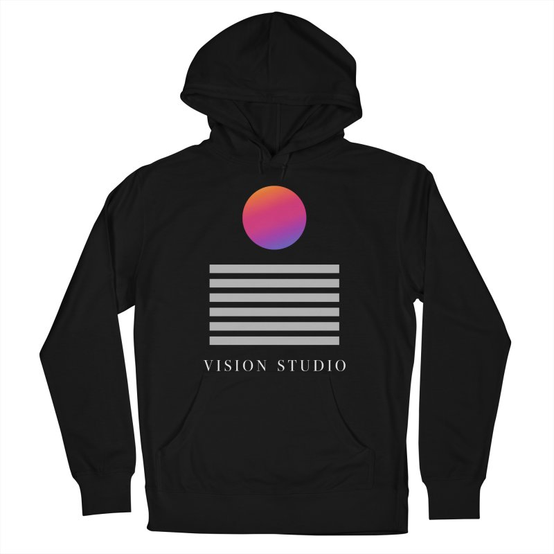 VHS DREAMS Men's French Terry Pullover Hoody by Vision Studio