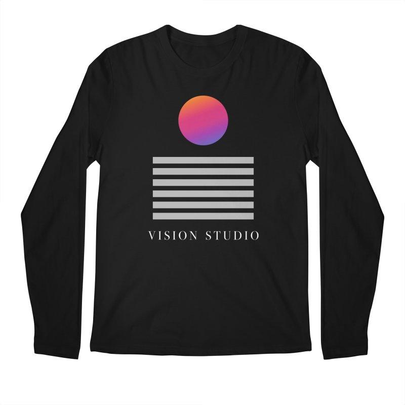 VHS DREAMS Men's Longsleeve T-Shirt by Vision Studio