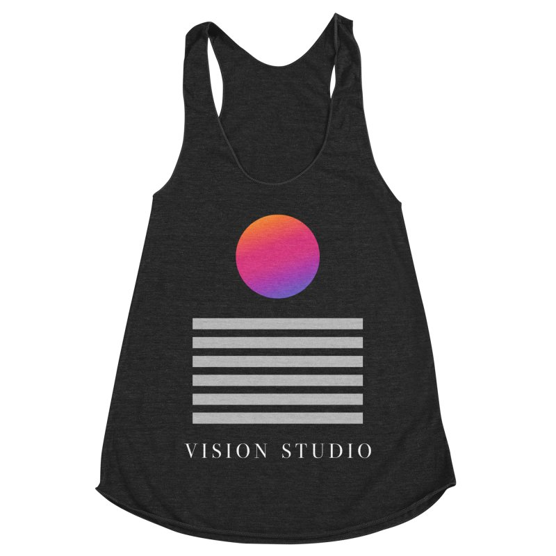 VHS DREAMS Women's Tank by Vision Studio
