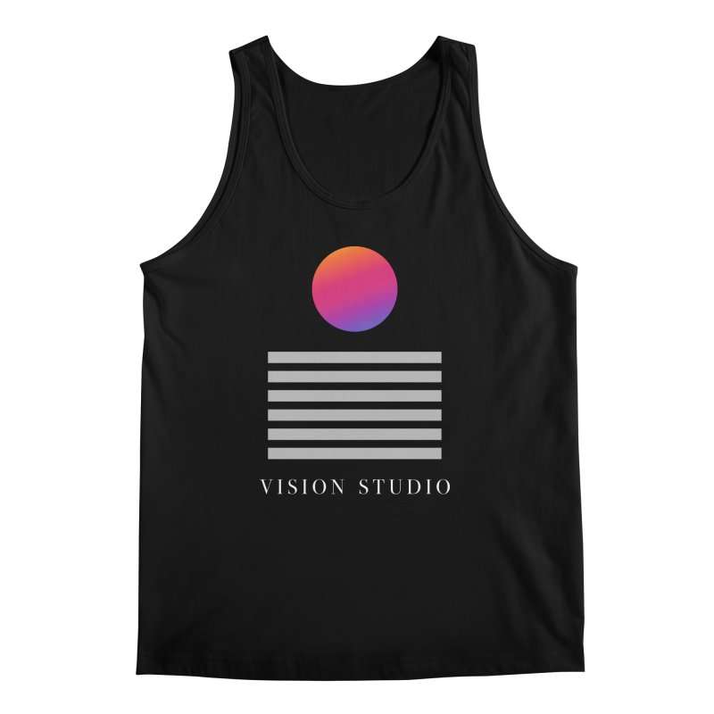 VHS DREAMS Men's Regular Tank by Vision Studio