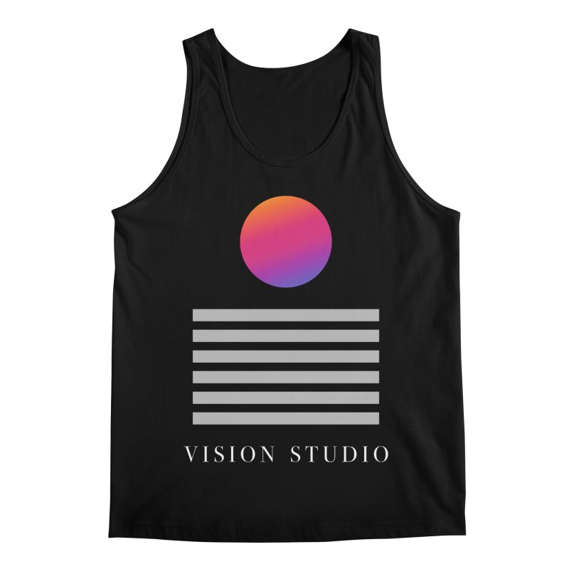 VHS DREAMS Men's Regular Tank by Vision Studio