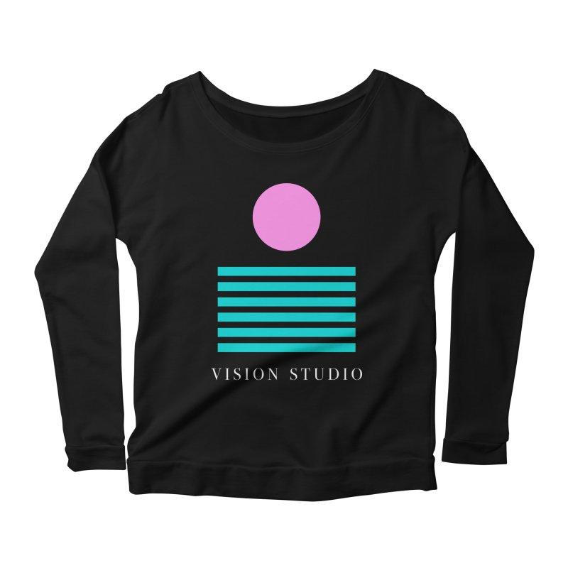 Def Miami Women's Longsleeve T-Shirt by Vision Studio