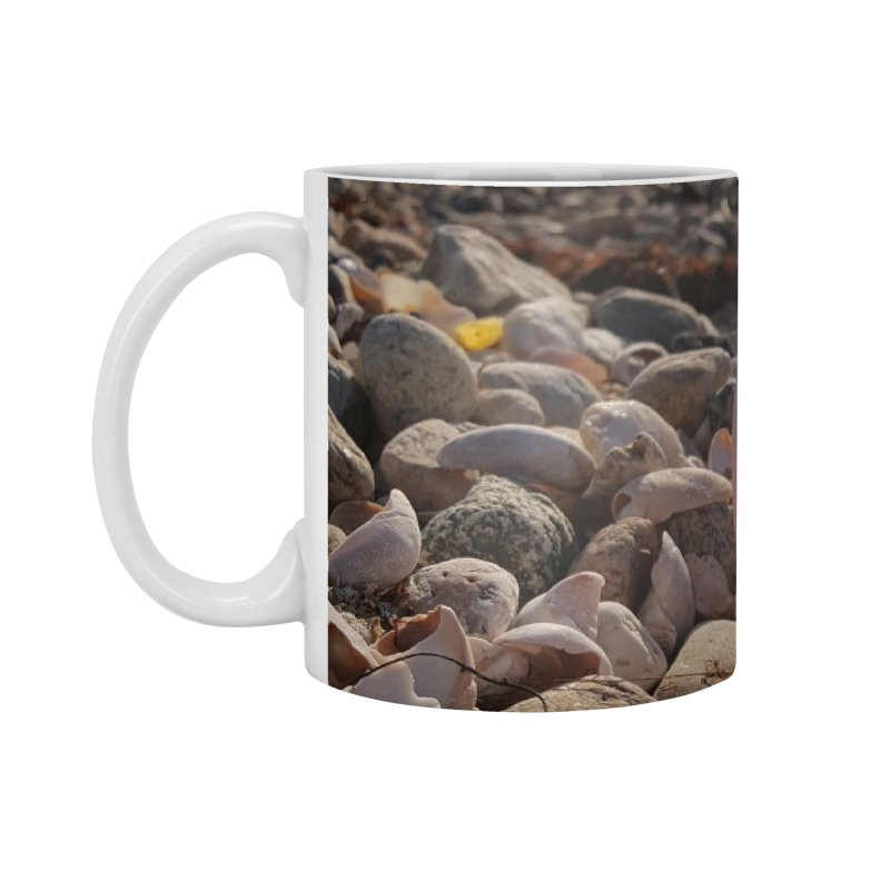 shell Accessories Mug by visitmv's Shop