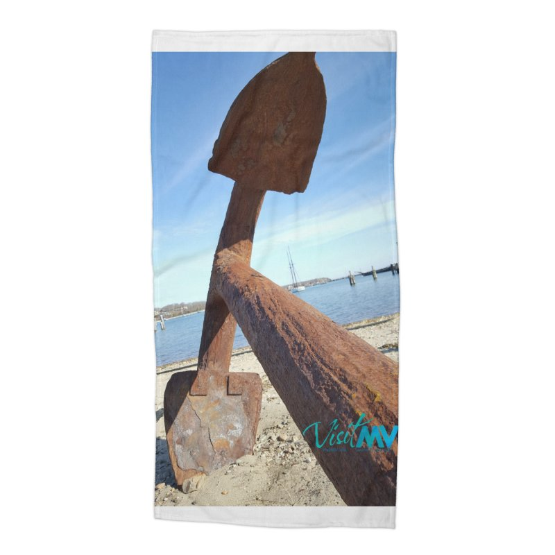 Anchored! Accessories Beach Towel by visitmv's Shop