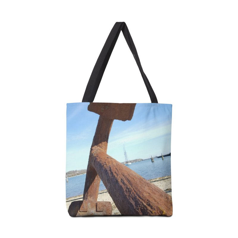 Anchored! Accessories Bag by visitmv's Shop