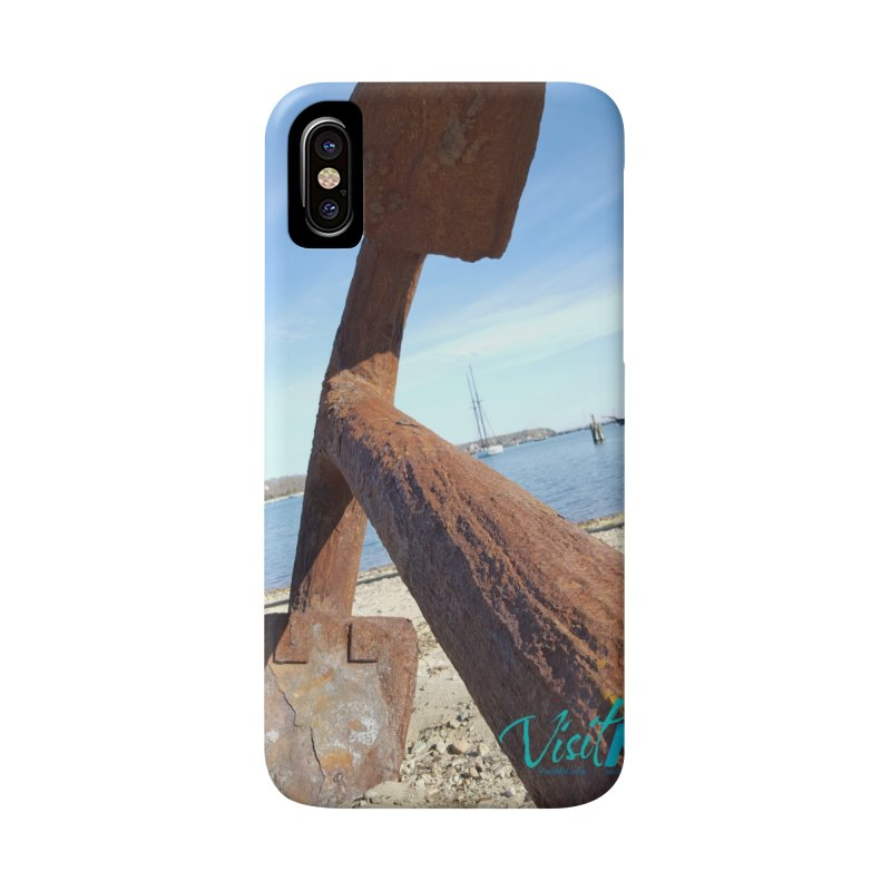 Anchored! Accessories Phone Case by visitmv's Shop