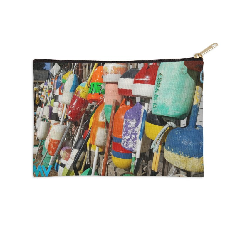 Vineyard Buoys  Accessories Zip Pouch by visitmv's Shop