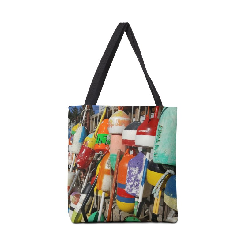 Vineyard Buoys  Accessories Bag by visitmv's Shop