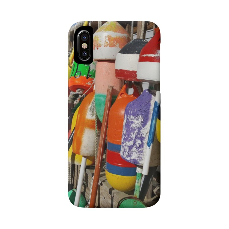 Vineyard Buoys  Accessories Phone Case by visitmv's Shop