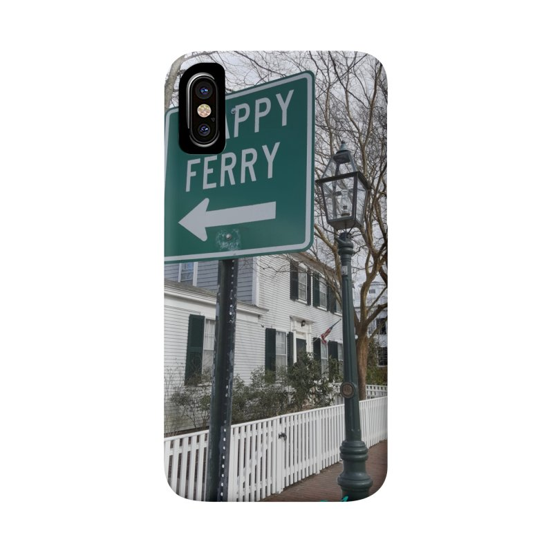 Chappy Ferry Accessories Phone Case by visitmv's Shop